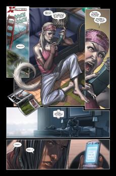 Extrait de X-Force Vol.3 (Marvel comics - 2008) -7- Issue # 7