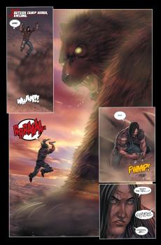 Extrait de X-Force Vol.3 (Marvel comics - 2008) -9- Issue # 9