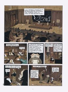 Extrait de Donjon Potron-Minet --98- Un justicier dans l'ennui