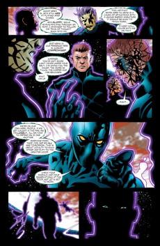 Extrait de Green Lantern Corps (2006) -INT02- The Dark Side of Green