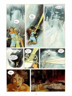 Extrait de Les Épées de verre -1- Yama