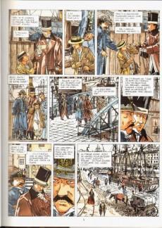 Extrait de Les carnets de la Sécession -1- Le bal des dupes
