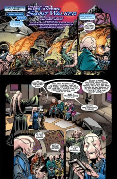 Extrait de Blackest Night: Tales of the Corps (2009) -1- Tales of the corps, part 1