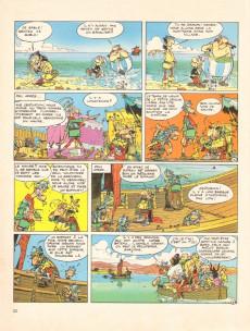Extrait de Astérix -20- Astérix en Corse