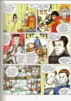 Extrait de Le chevalier, la Mort et le Diable -1- Bon sang ne peut mentir
