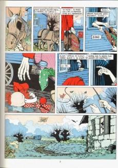 Extrait de Les chevaliers de la cloche -2- Le clown à la hache