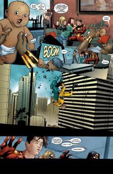 Extrait de New Avengers (The) (2005) -AN1- Annual : Wedding
