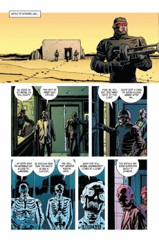 Extrait de Incognito (Brubaker/Phillips, 2008) -2- Number Two