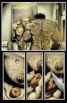 Extrait de Wolverine (2003) -2- Brotherhood part 2