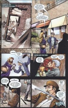 Extrait de Marvel Heroes Hors Série (Marvel France - 2008) -5- Civil War : House of M