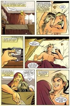 Extrait de Jack of Fables (2006) -INT02- Jack of Hearts