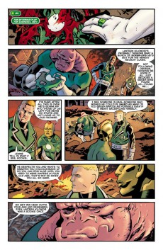 Extrait de Blackest Night: Tales of the Corps (2009) -3- Tales of the corps, part 3