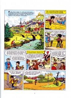Extrait de Le scrameustache -1c2008- L'héritier de l'Inca