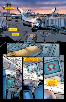 Extrait de Final Crisis (2008) -4- Darkseid says
