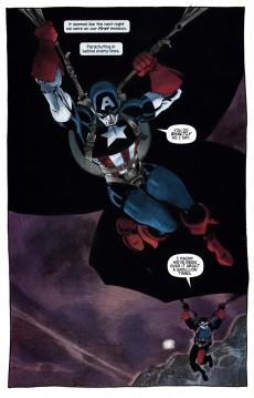 Extrait de Captain America: White (2008) -0- It Happened One Night