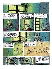 Extrait de Le masque de fer (Cothias/Marc-Renier) -1- Le temps des comédiens