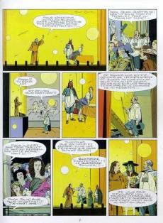 Extrait de Le masque de fer (Cothias/Marc-Renier) -4- Paire de Roy