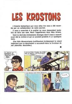 Extrait de Les krostons -INT1- Tome 1
