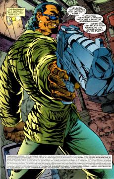 Extrait de Punisher War Journal Vol.1 (Marvel comics - 1988) -76- Stone dead