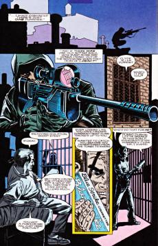Extrait de Punisher War Journal Vol.1 (Marvel comics - 1988) -62- Suicide run part 4 : standing in the shadows