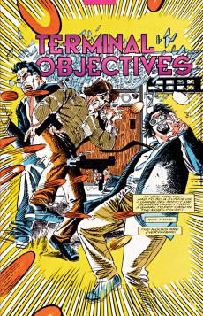 Extrait de Punisher War Journal Vol.1 (Marvel comics - 1988) -61- Suicide run part 1 : terminal objectives