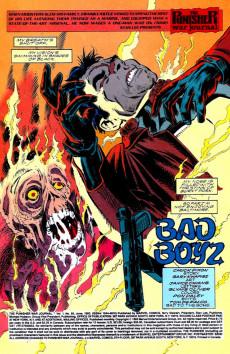 Extrait de Punisher War Journal Vol.1 (Marvel comics - 1988) -55- Bad boys