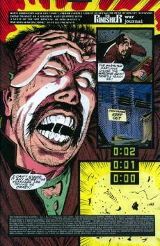 Extrait de Punisher War Journal Vol.1 (Marvel comics - 1988) -34- Blackout