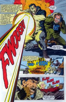 Extrait de Punisher War Journal Vol.1 (Marvel comics - 1988) -32- The kamchatkan conspiracy part 2 : blow out