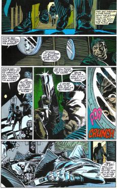 Extrait de Punisher War Journal Vol.1 (Marvel comics - 1988) -31- The kamchatkan conspiracy part 1 : pipe line