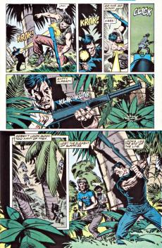 Extrait de Punisher War Journal Vol.1 (Marvel comics - 1988) -20- The debt