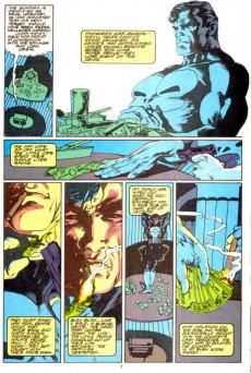 Extrait de Punisher War Journal Vol.1 (Marvel comics - 1988) -16- Panhandle