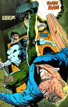 Extrait de Punisher War Journal Vol.1 (Marvel comics - 1988) -13- Confession
