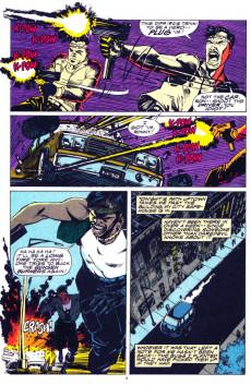 Extrait de Punisher War Journal Vol.1 (Marvel comics - 1988) -8- Crucible