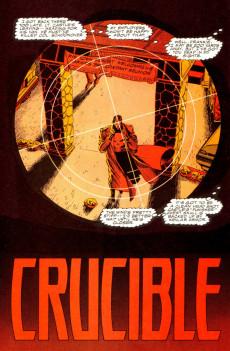 Extrait de Punisher War Journal Vol.1 (Marvel comics - 1988) -5- Crucible