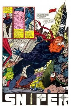 Extrait de Punisher War Journal Vol.1 (Marvel comics - 1988) -4- Sniper