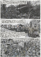 Extrait de Putain de guerre ! -5- 1918