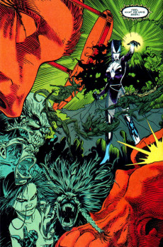 Extrait de Ghost Rider/Blaze: Spirits of Vengeance (Marvel - 1992) -1- Rise of the midnight sons part 2