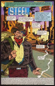 Extrait de Ghost Rider/Blaze: Spirits of Vengeance (Marvel - 1992) -2- Steel vengeance