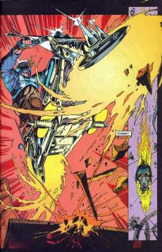 Extrait de Ghost Rider/Blaze: Spirits of Vengeance (Marvel - 1992) -4- Choices