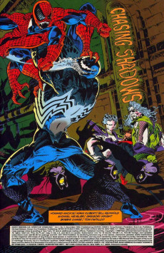 Extrait de Ghost Rider/Blaze: Spirits of Vengeance (Marvel - 1992) -5- Spirits of Venom part 2 : chasing shadows