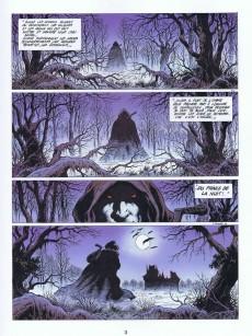 Extrait de Le prince de la Nuit -1- Le chasseur
