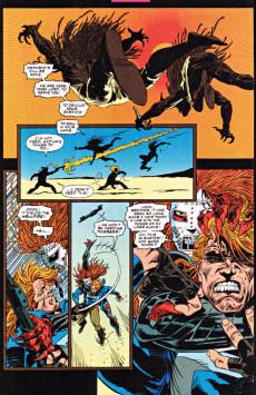 Extrait de Ghost Rider/Blaze: Spirits of Vengeance (Marvel - 1992) -8- Devil dance