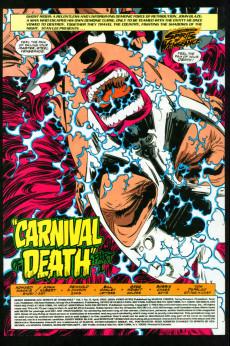 Extrait de Ghost Rider/Blaze: Spirits of Vengeance (Marvel - 1992) -9- Carnival of death part 1