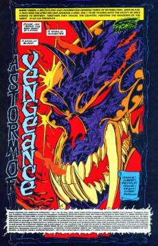 Extrait de Ghost Rider/Blaze: Spirits of Vengeance (Marvel - 1992) -10- Carnival of death part 2 : a storm of vengeance