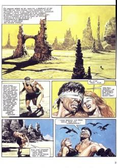 Extrait de Storm -3- Le peuple du désert