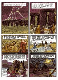 Extrait de Les tentations de Navarre -2- Le roi lion
