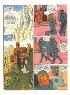Extrait de La terre de la bombe -4- Les cracheuses oniriques
