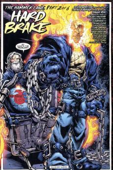 Extrait de Ghost Rider: The Hammer Lane (2001) -2- The hammer lane part 2 : hard brake