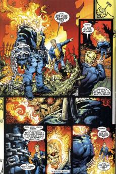 Extrait de Ghost Rider: The Hammer Lane (2001) -4- The hammer lane part 4 : being the bumper