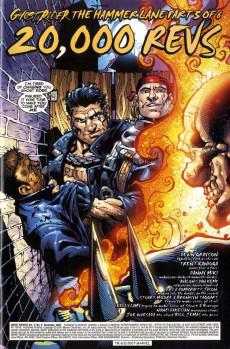 Extrait de Ghost Rider: The Hammer Lane (2001) -5- The hammer lane part 5 : 20000 revs